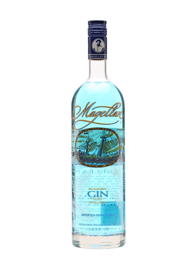 Magellan Blue Gin Litre
