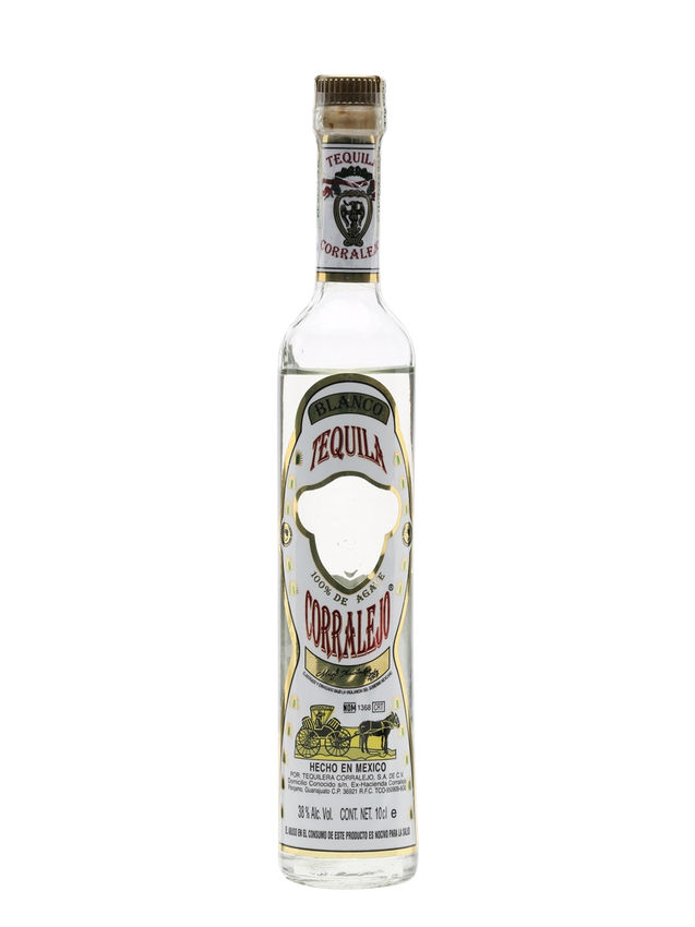 Corralejo Tequila Blanco Small Bottle
