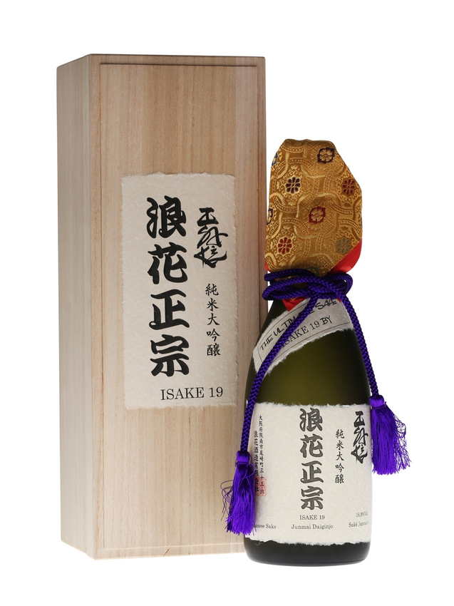 Isake 19 Junmai Daiginjo The Ultimate Sake