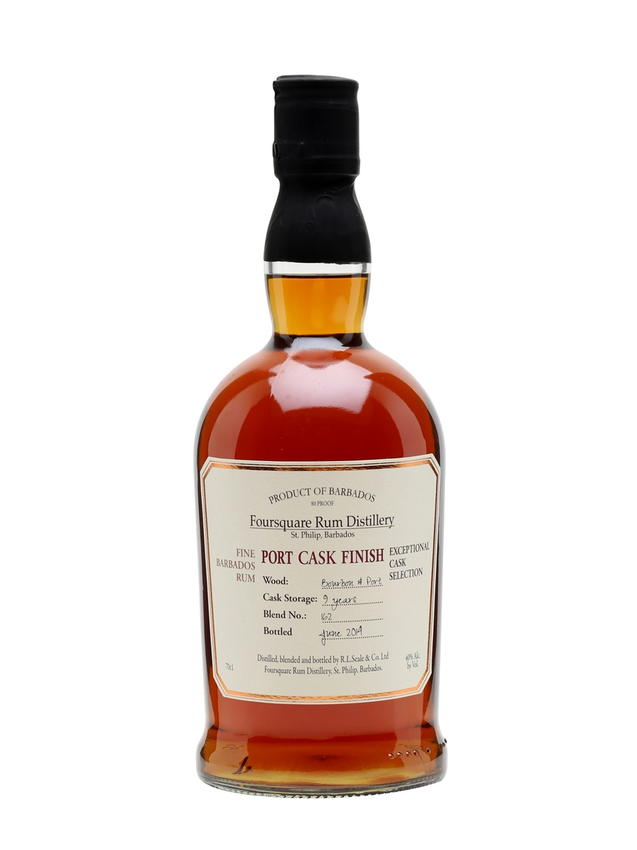 Foursquare 9 Year Old Rum Port Cask Finish