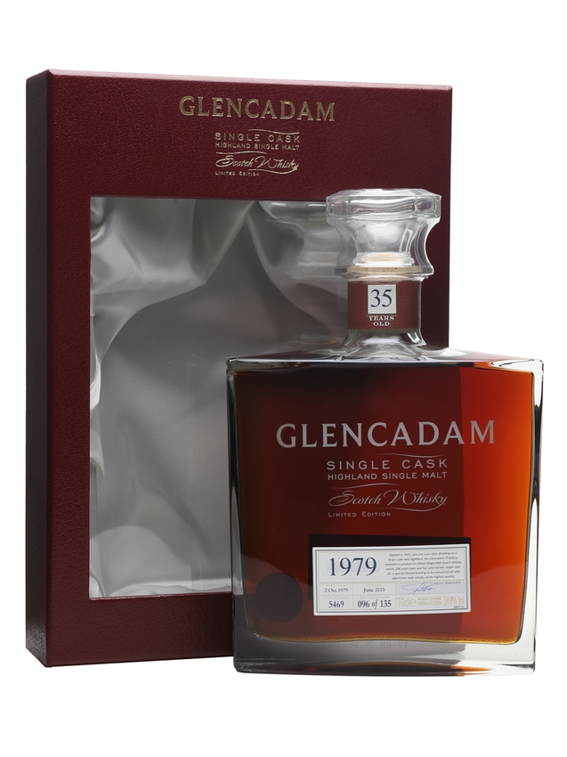 Glencadam 1979 35 Year Old
