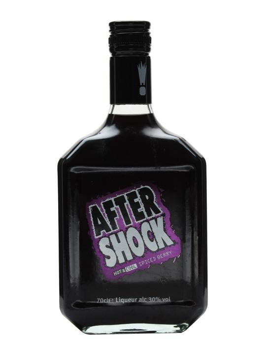 Aftershock Liqueur Black