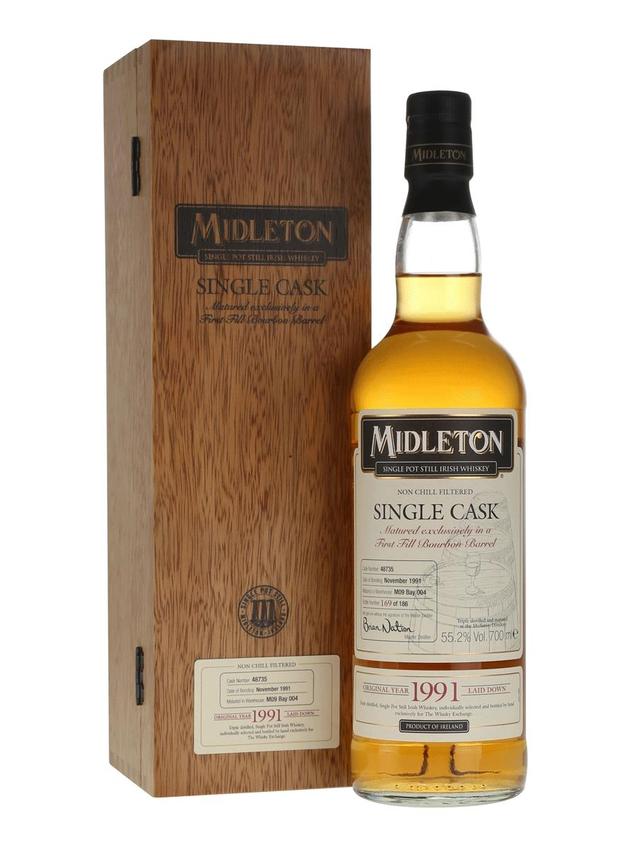 Midleton 1991 Single Cask TWE Exclusive