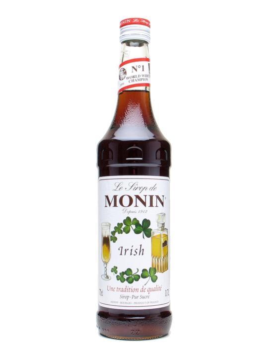 Monin Irish Coffee Syrup