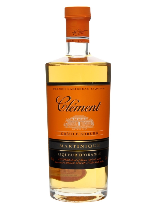 Clement Creole Shrubb Flavoured Rum