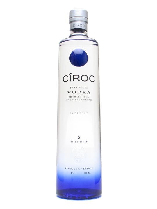 Ciroc Vodka Litre