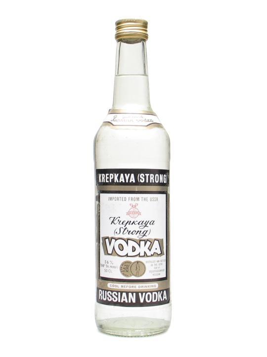 Krepkaya Vodka