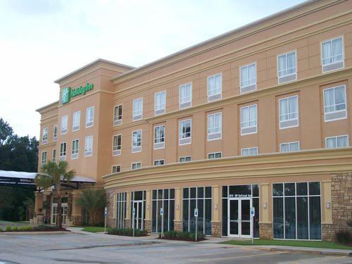 A picture from the Holiday Inn website
