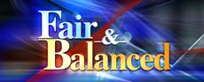 """2005 """"Fair & Balanced"""" graphic"""