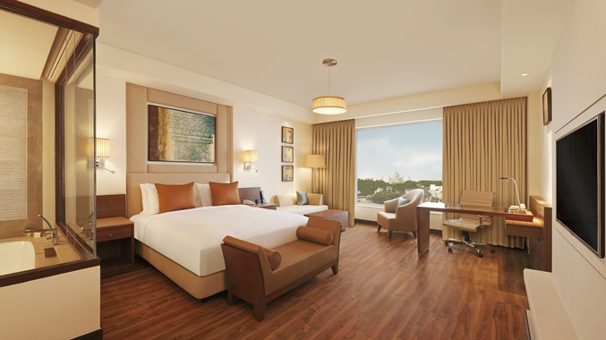 Deluxe Room with Taj View