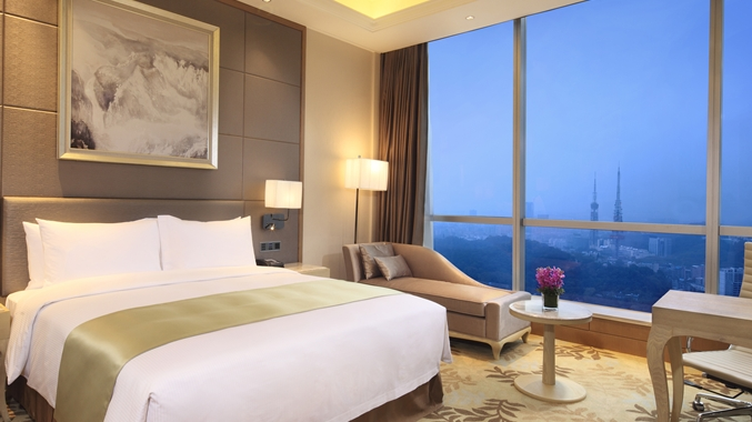 King Deluxe Room With Expansive Views