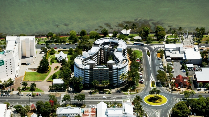 Cairns Esplanade Overview