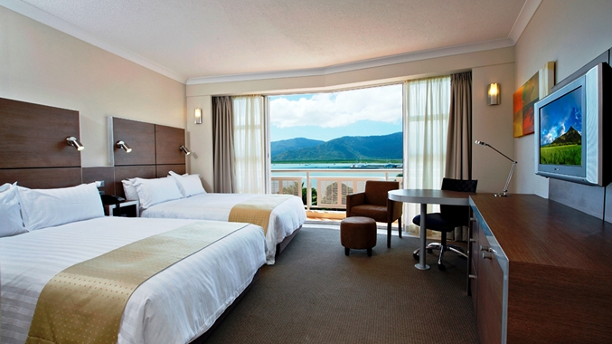 DoubleTree by Hilton Hotel Cairns, AU -Twin Room