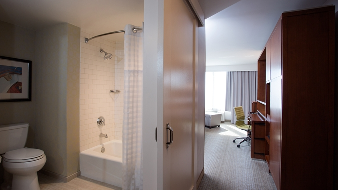 Room Entry View