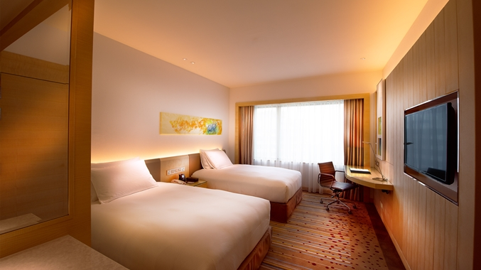 Double Double Executive Room