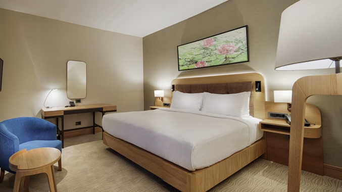 Deluxe Room, Overview