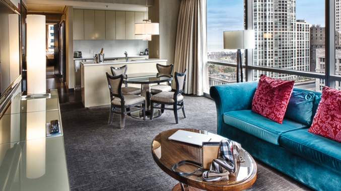 Paramount Spa 1 Bedroom Suite