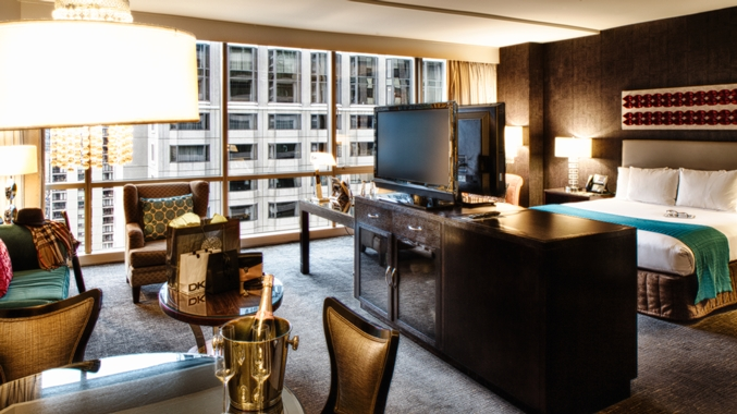 Luxury Spa King Junior Suite