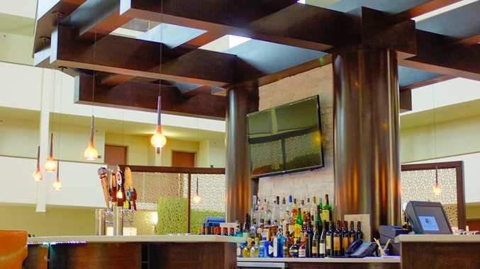 Lobby Bar Close-Up