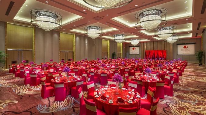 Grand Ballroom (Chinese Set Up)