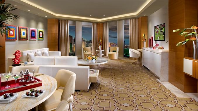 Sky Villa Living Room