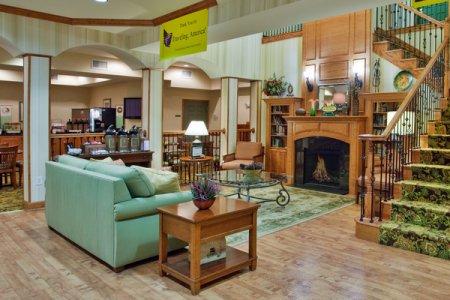 Albany, Georgia Hotel's Lobby