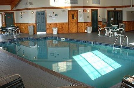 Alexandria Hotel's Indoor Pool