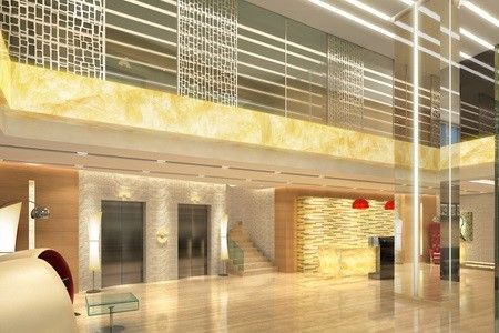 Hotel's Lobby in Bengaluru