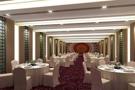 Bengaluru Hotel's Banquet Hall