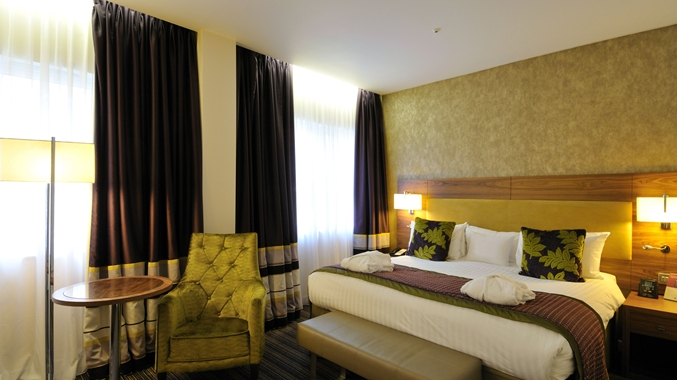 Double Bed Executive Room