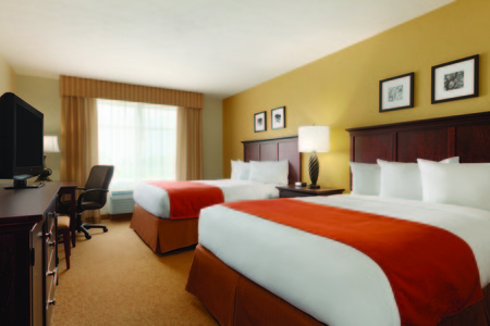 Standard Hotel Room with Queen Bed in Bryant, AR