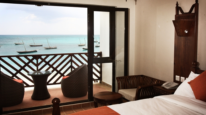 Hilton Junior Suite With Sea View