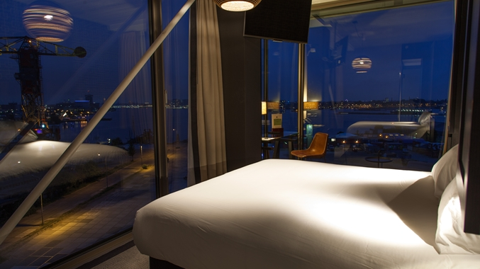 Superior Room Night View