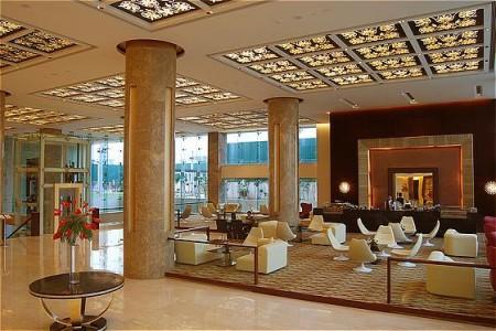 Sahibabad Hotel's Lobby View
