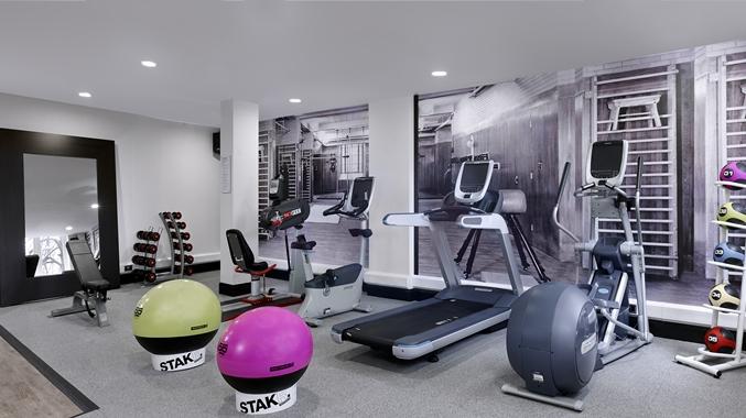 Fitness by Precor