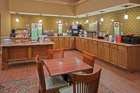 London, Kentucky Hotel Breakfast