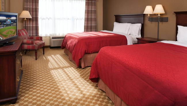 Country Inn & Suites, Meerut Hotel Rooms with Twin Beds