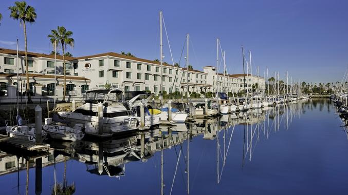 Hotel Exterior Marina