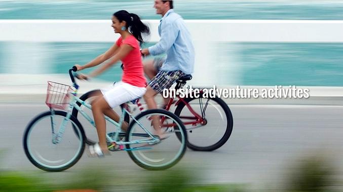 On-Site Adventure Activities