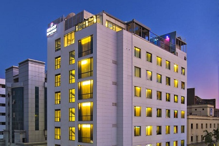 Country Inn & Suite Goa Panjim Hotel