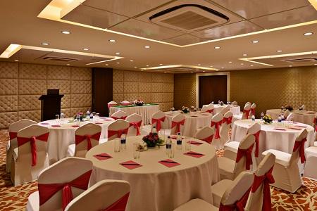 Ballroom Space at Country Inn & Suites Goa Panjim