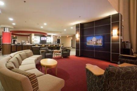 San Antonio, Texas Hotel's Comfortable Lobby