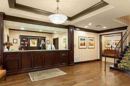 Welcoming San Marcos Hotel
