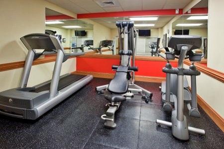 Hotel's Fitness Center in Tifton