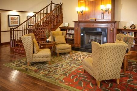 Woodbridge Hotel's Lobby