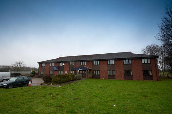 Peterborough Alwalton - Hotel exterior