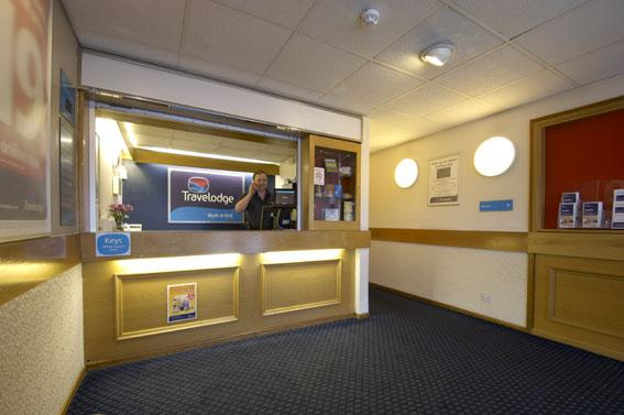 Blyth A1 (M) - Hotel reception