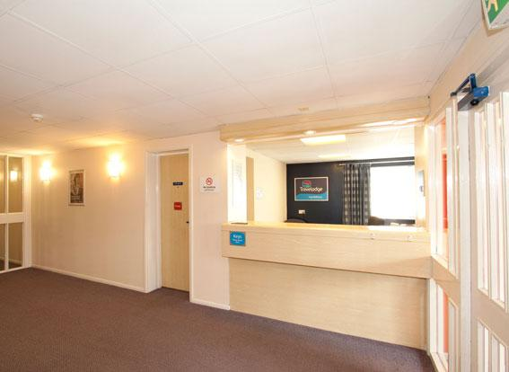 Hartlebury - Hotel reception