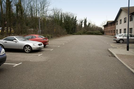 Dartford - Hotel car park