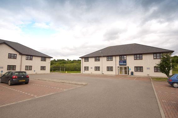 Inverness Fairways - Hotel car park